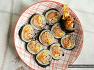 아빠김밥 | 묵은지김밥 | 진미채김밥