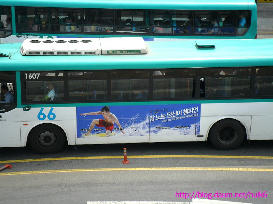 수원 Bus들