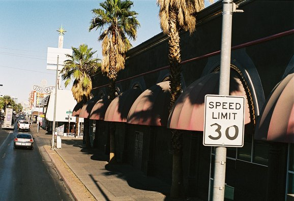 SPEED LIMIT.