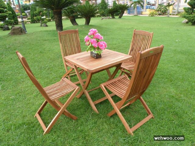 야외테이블,정원가구, 나무 테이블, 원목 테이블, 목제 테이블세트