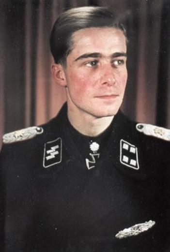 Argentino Ministro de Hitler