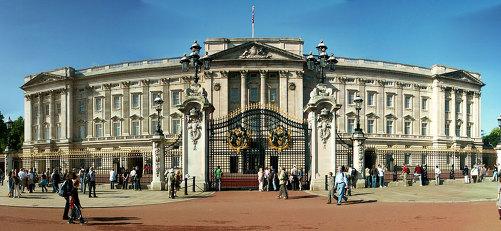 Buckingham palace - Buckingham palace interno ...