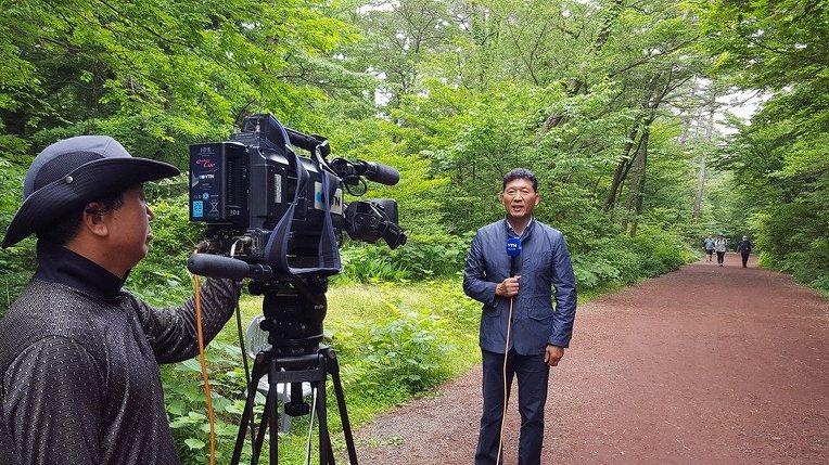 6월 방송 핫플레이스 '제주 사려니숲'