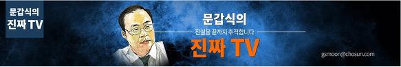 [추천] 문갑식의 진짜 TV ㅡ  TV 월간조선