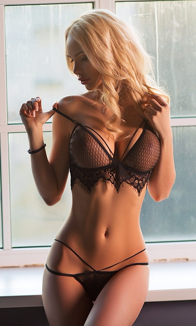 hot glamour in sexy wearing